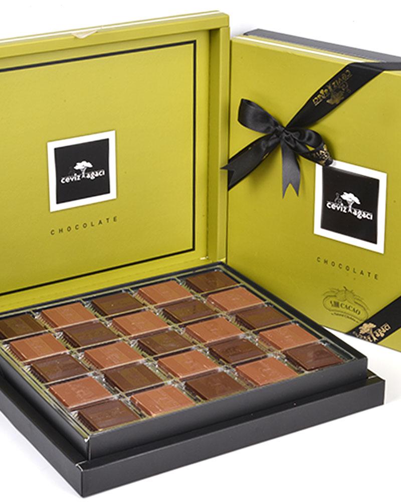 1000 gr. Madlen Çikolata Kutusu  2