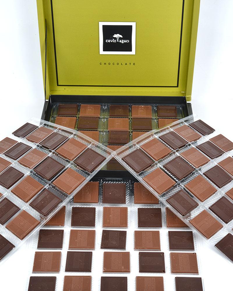 1000 gr. Madlen Çikolata Kutusu  3