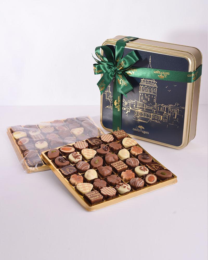 Galata Yılbaşı 72'li Special Çikolata  2