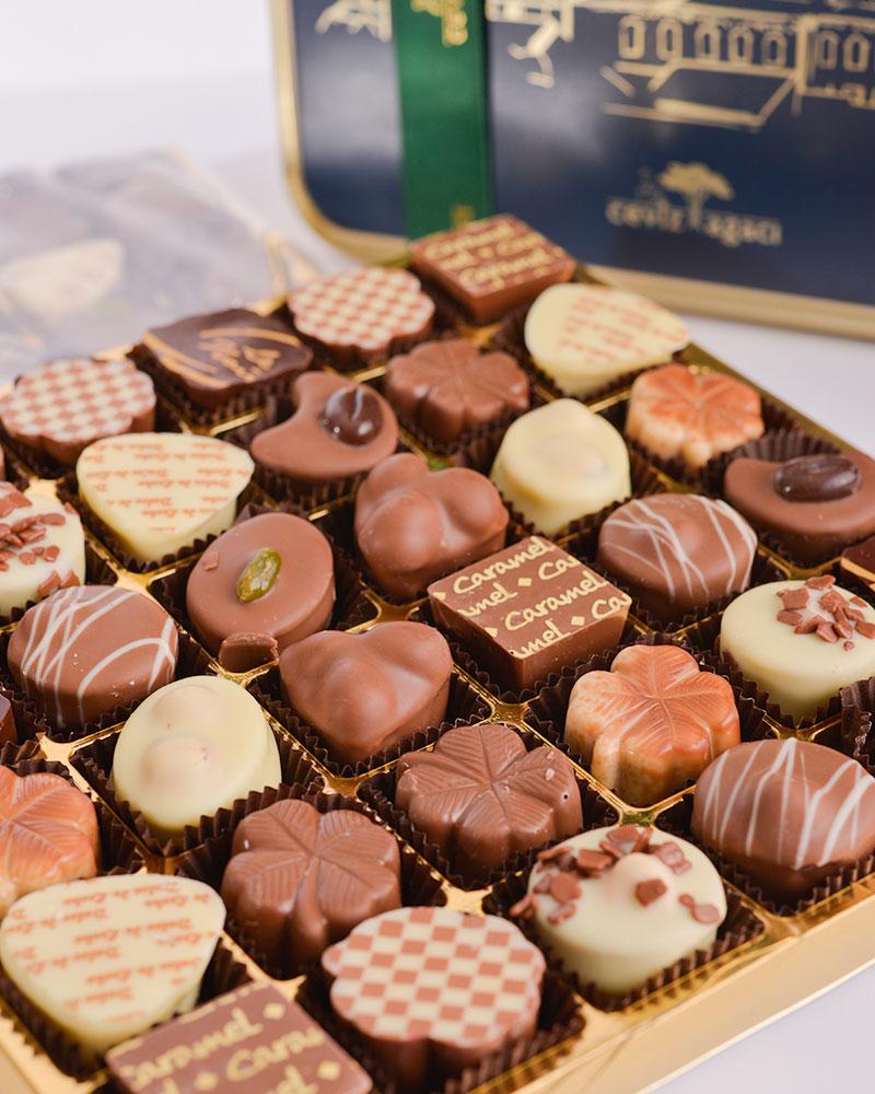 Galata Yılbaşı 72'li Special Çikolata  3