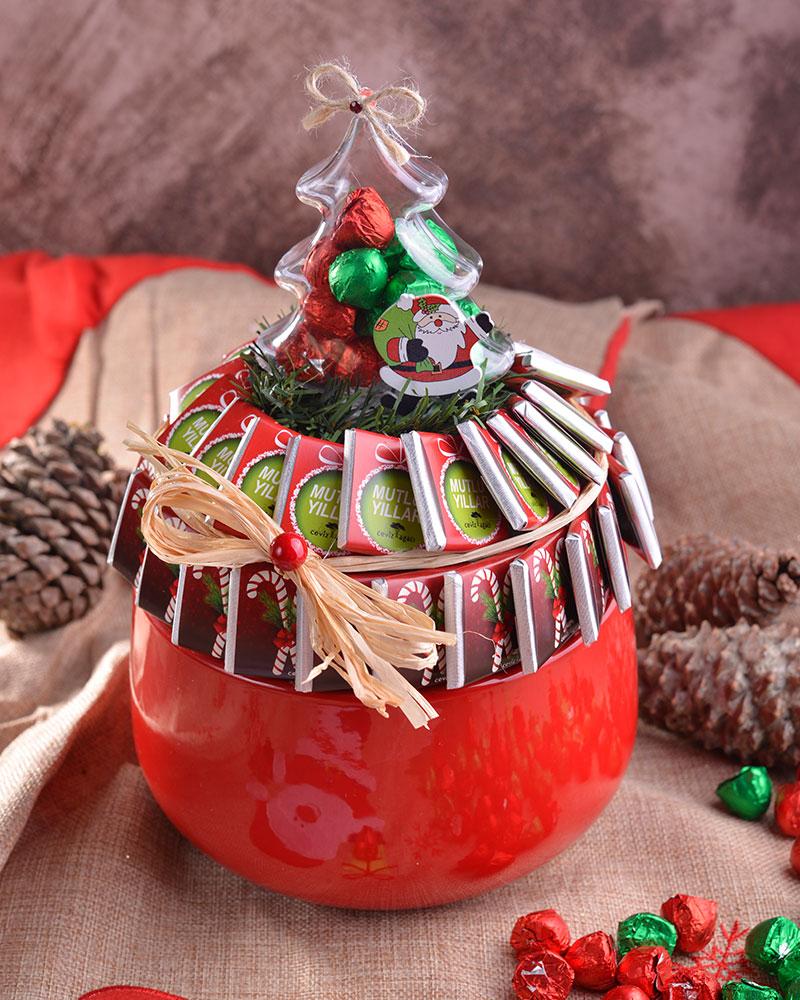 Happy New Year  Yılbaşı Çikolatası