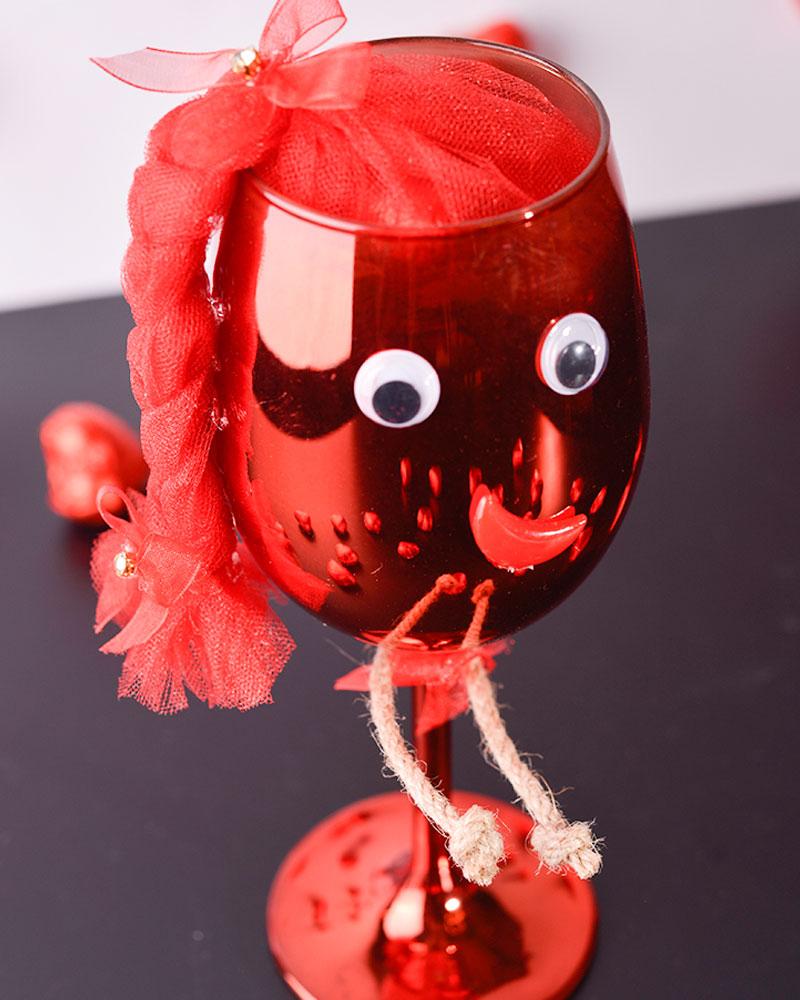 Kırmızı Kadeh Çikolata  3