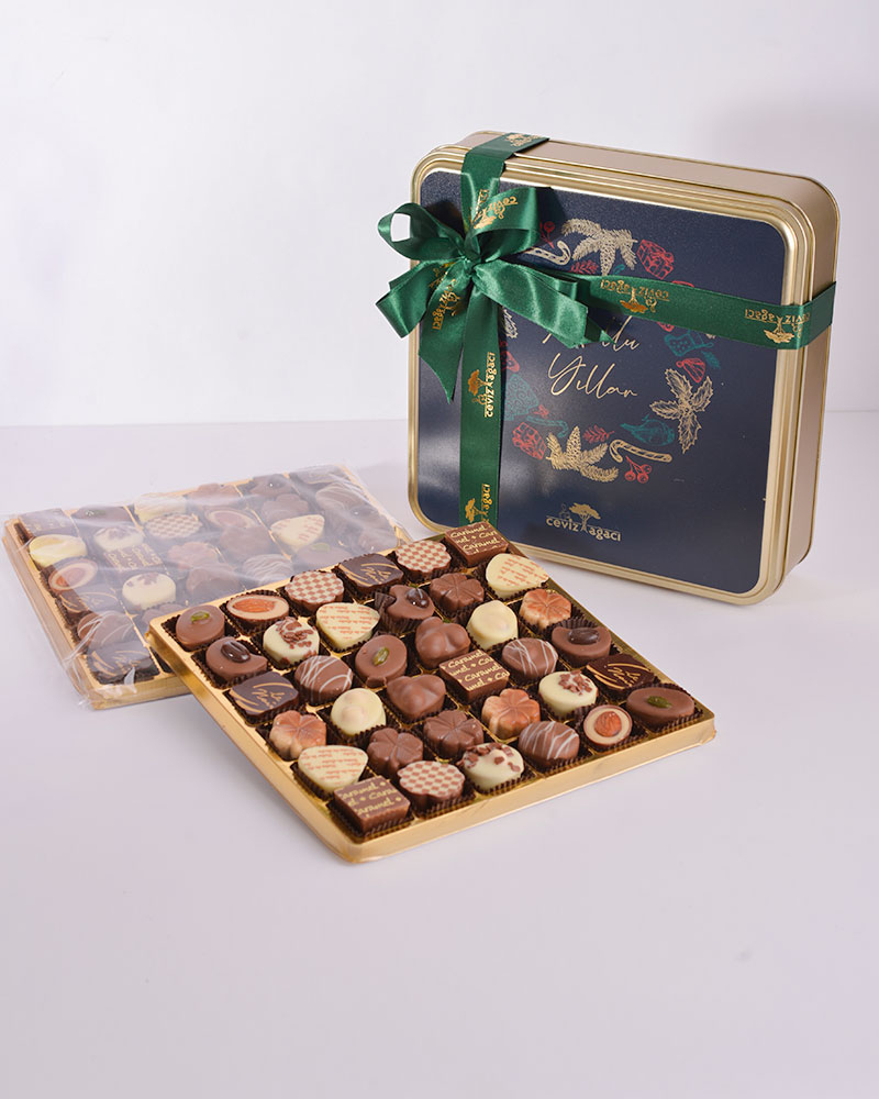 Mutlu Yıllar 72'li Special Çikolata  2