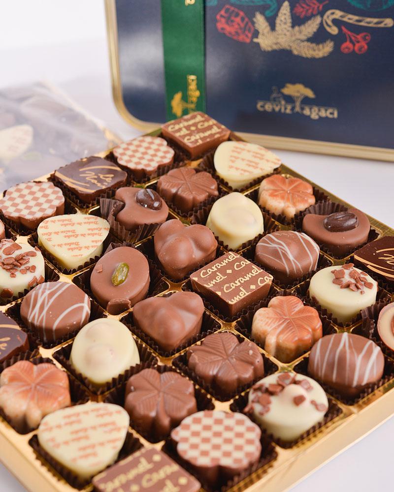 Mutlu Yıllar 72'li Special Çikolata  3