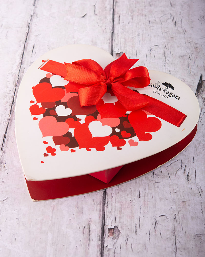 Kalp Sevgililer Günü Hediyesi  1