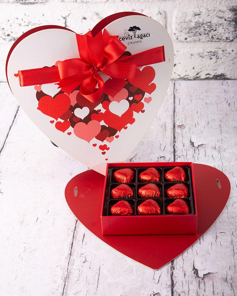 Kalp Sevgililer Günü Hediyesi  2
