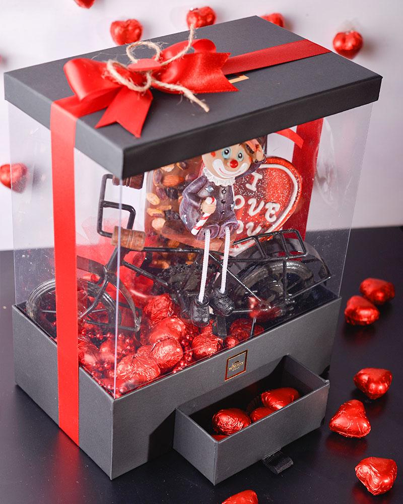 Tasarım Sevgililer Günü Özel Çikolata  1