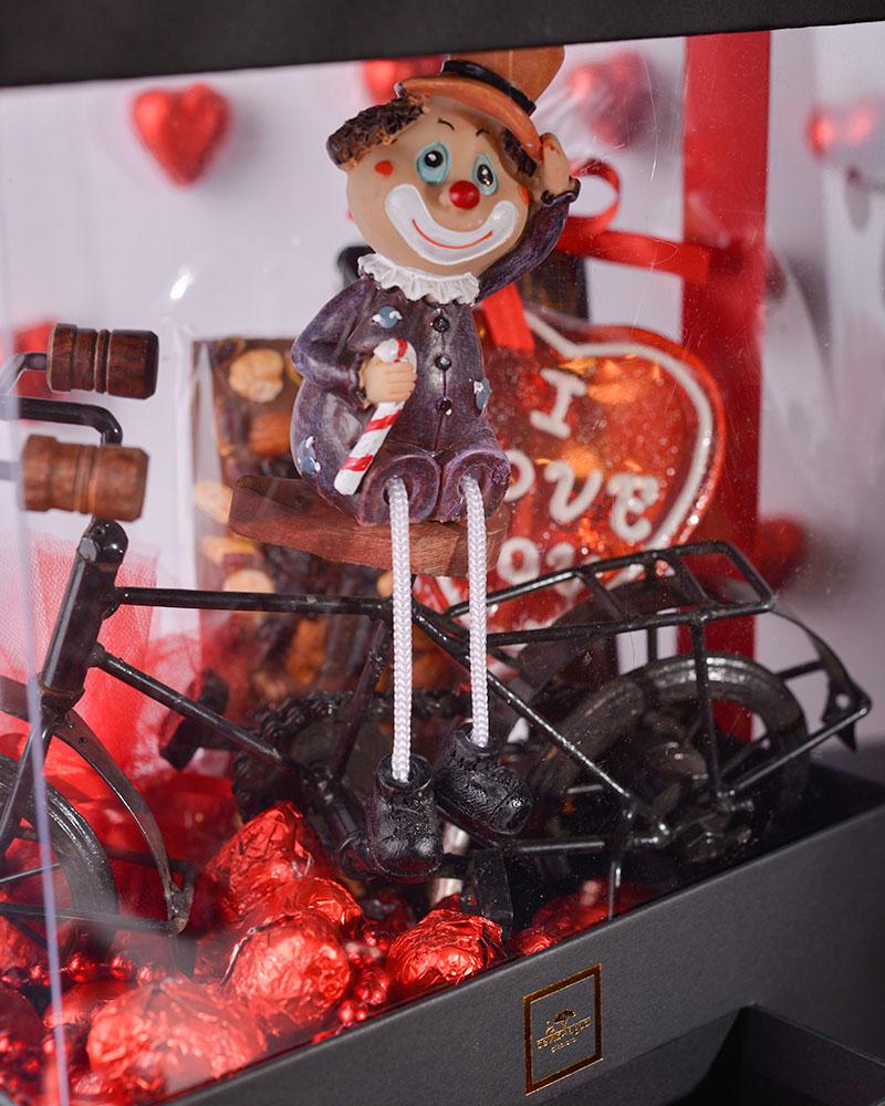 Tasarım Sevgililer Günü Özel Çikolata  2