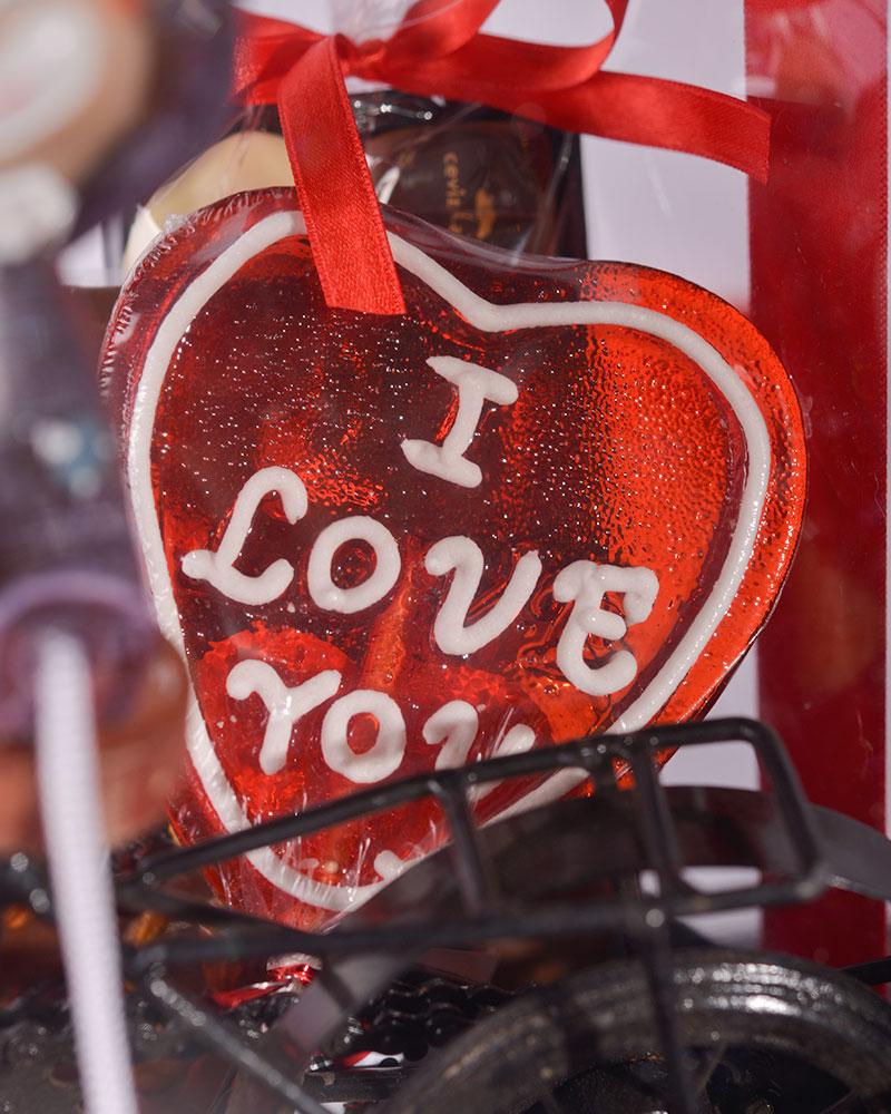 Tasarım Sevgililer Günü Özel Çikolata  3