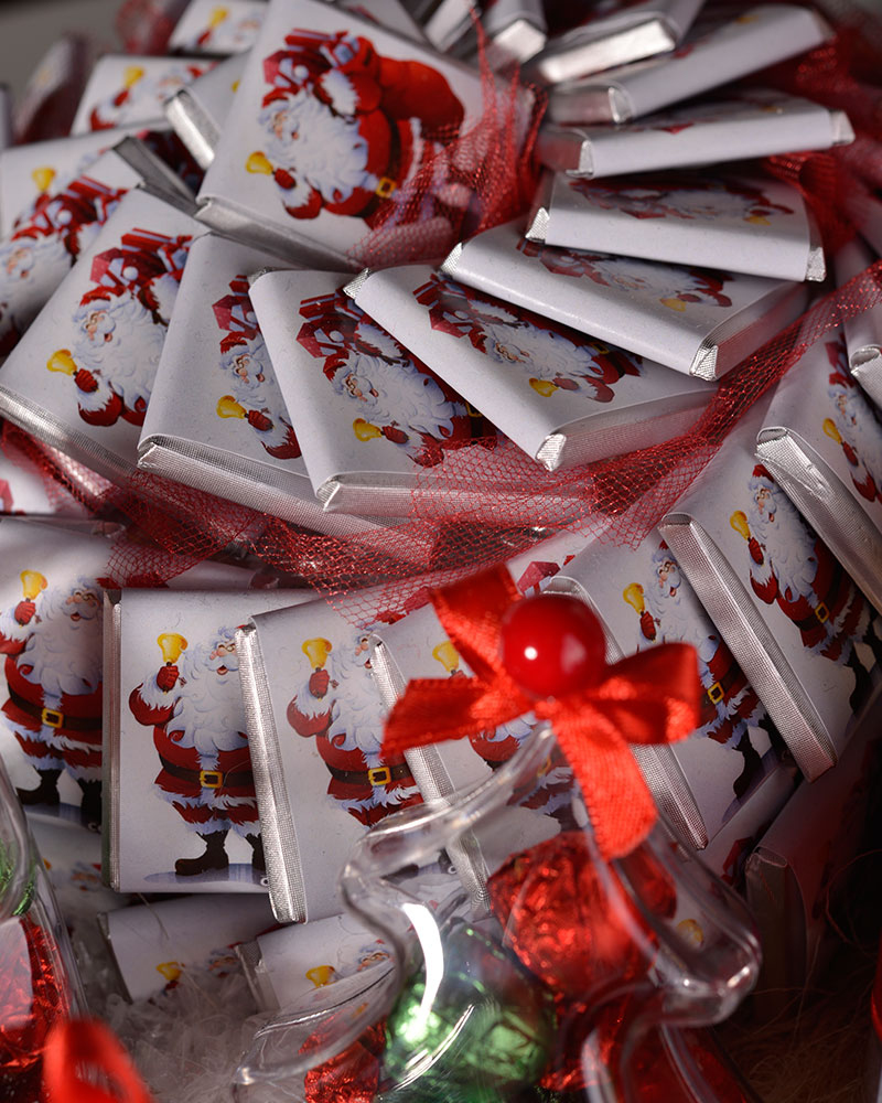 Yeni Yıl Sepeti Özel Porselen Tabak  3