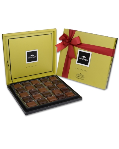 1000 gr. Madlen Çikolata Kutusu