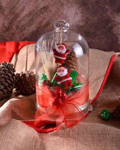2'li Noel Baba Hediyelik Yılbaşı Çikolatası 1