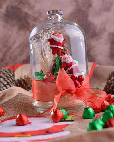 2'li Noel Baba Hediyelik Yılbaşı Çikolatası 2