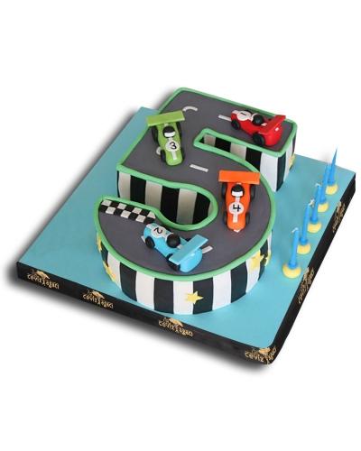 5 Rakamlı Pastalar 1