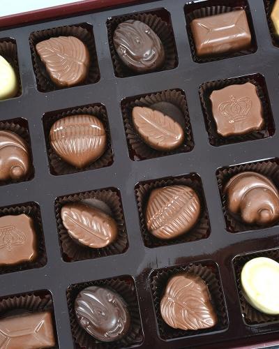 Ahşap Special Çikolata Kutusu 4