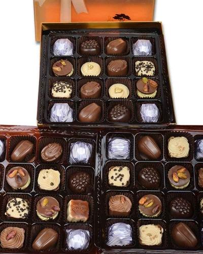 Altın 48'li Çikolata Kutusu 2