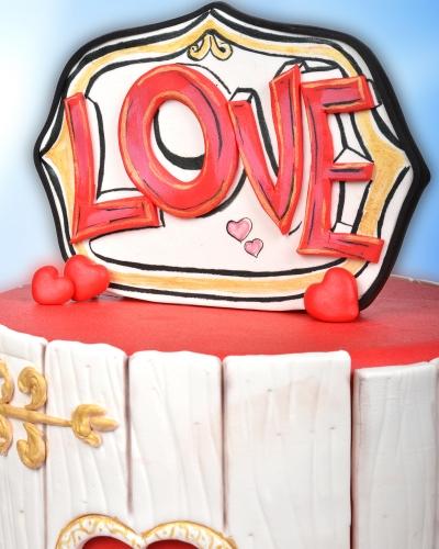 Altın Anahtar Doğum Günü Pastası 4