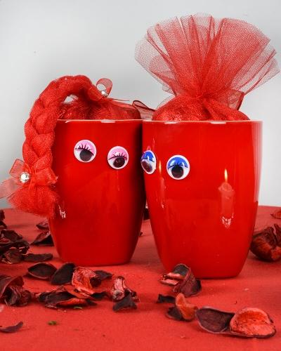 Aşık Kupalar Sevgililer Günü Hediyesi 2