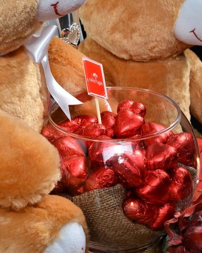 Aşk Sevgiliye Çikolata 3