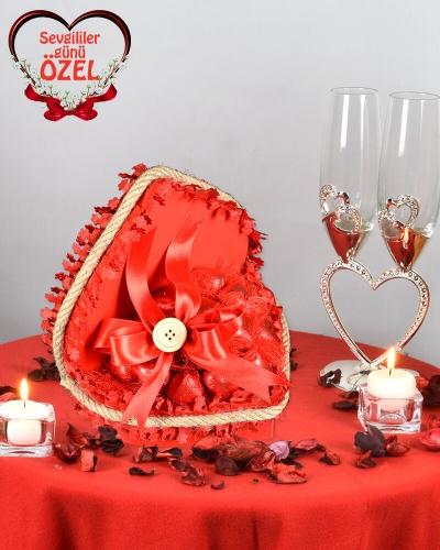 Aşka Tutun Sevgililer Günü Hediyesi 1