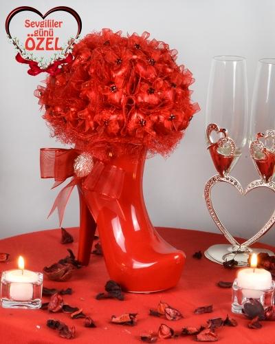 Broş Sevgiliye Çikolata 1