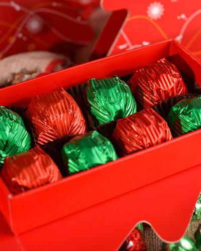 Çam Ağacı Yılbaşı Çikolatası 3