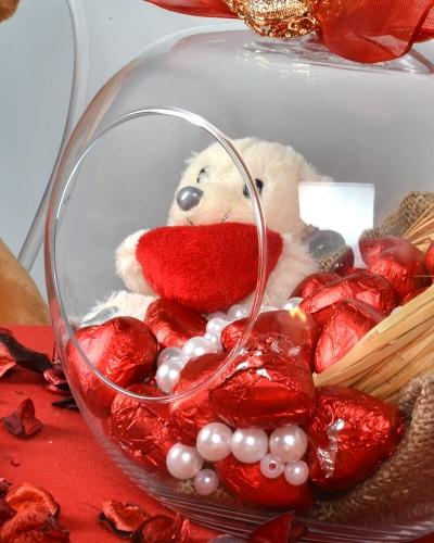 Cam Elma Sevgililer Günü Hediyesi 2
