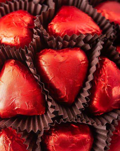 Ayıcık Sevgililer Günü Çikolatası 4