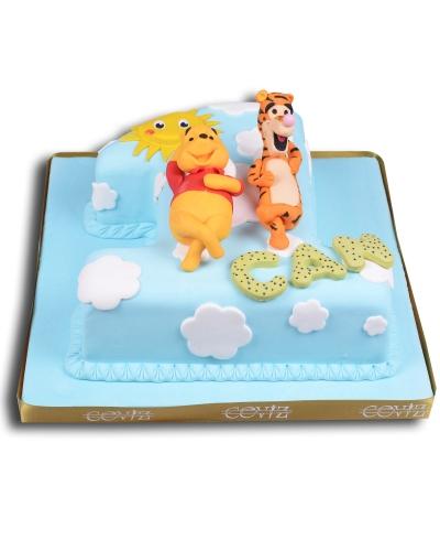Erkek çocuk 1 Yaş Pastası 1