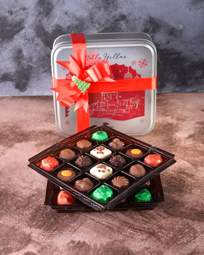 Galata Yılbaşı Çikolatası 1