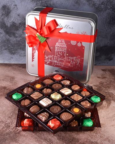 Galata Yılbaşı Çikolatası 3
