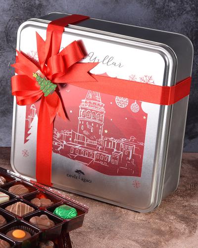 Galata Yılbaşı Çikolatası 4