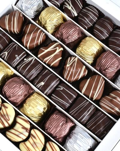 Happy Holidays Büyük Yılbaşı Çikolatası 2