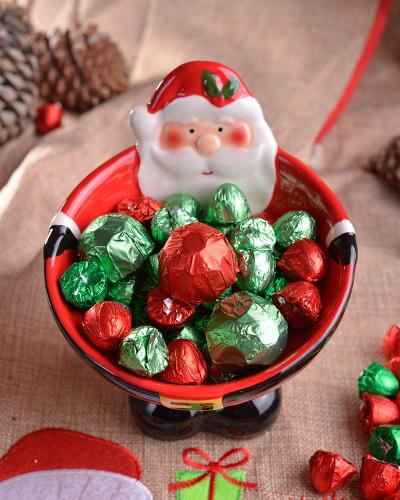 Happy Holidays Yılbaşı Çikolatası 1
