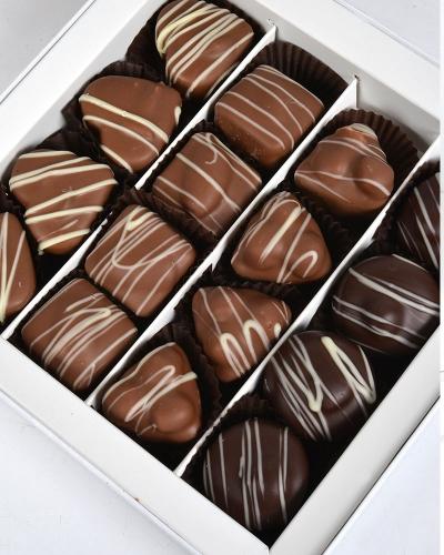 Happy Holidays Orta Yılbaşı Çikolatası 2