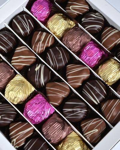 Happy New Year Büyük Yılbaşı Çikolatası 2