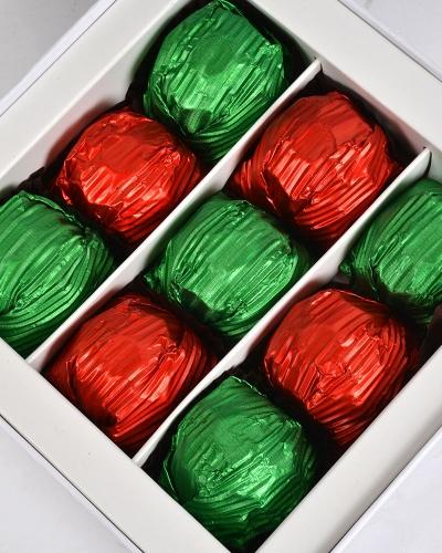 Happy New Year Küçük Yılbaşı Çikolatası 2