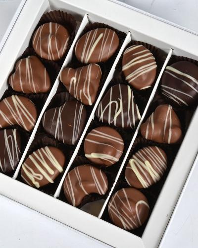 Happy New Year Orta Yılbaşı Çikolatası 2
