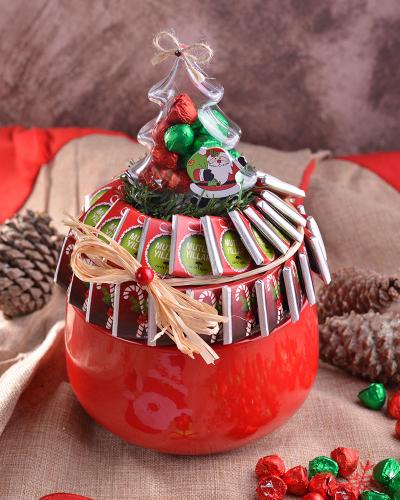 Happy New Year  Yılbaşı Çikolatası 1