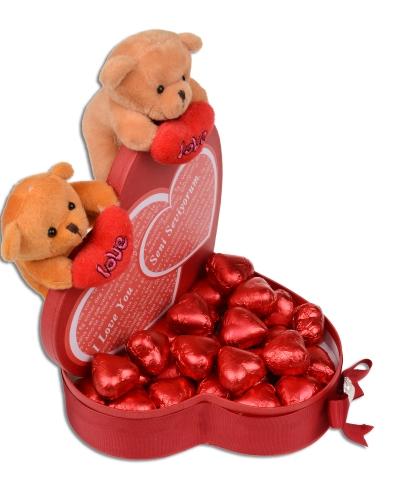 Her Dilde Seni Seviyorum Sevgiliye Çikolata 2