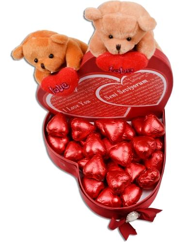 Her Dilde Seni Seviyorum Sevgiliye Çikolata 3