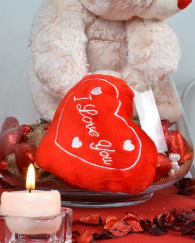 I Love You Sevgililer Günü Hediyesi 4
