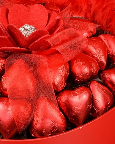 İnci Sevgiliye Çikolata 3