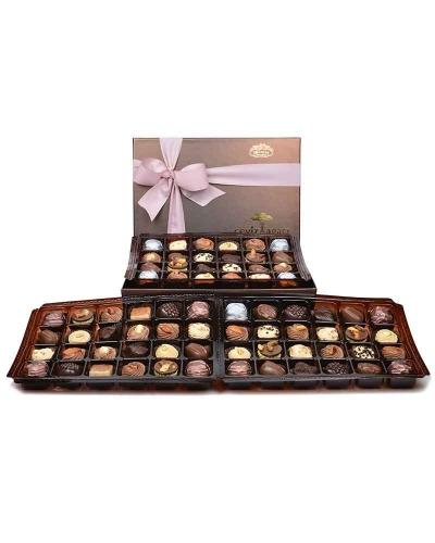 Kahverengi 72'li Çikolata Kutusu 1