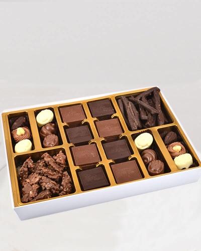 Karnaval Beyaz Çikolata Kutusu 4