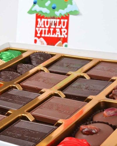 Karnaval Yılbaşı Çikolatası 3