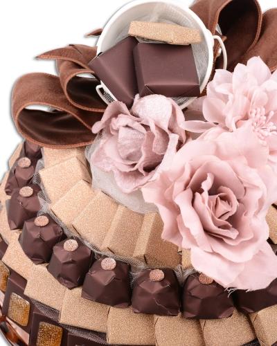 Kelebek Kase Söz Nişan Çikolatası 4