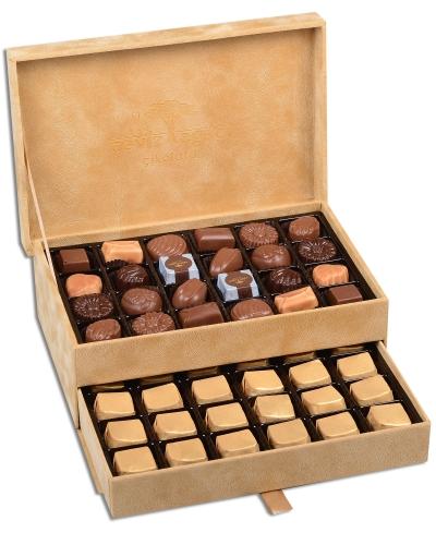 King Special Altın Çikolata Kutusu 1