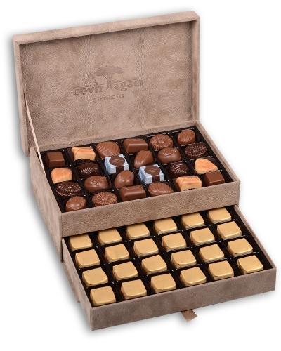 King Special Krem Çikolata Kutusu 1