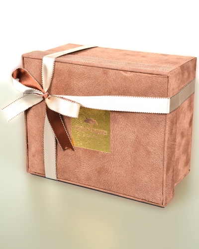 King Special Küçük Kahverengi Çikolata Kutusu 3